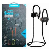 Fone Esportivo Bluetooth 5.0 Wireless Smart Stereo Sports com Microfone e Áudio HD Kimaster K30