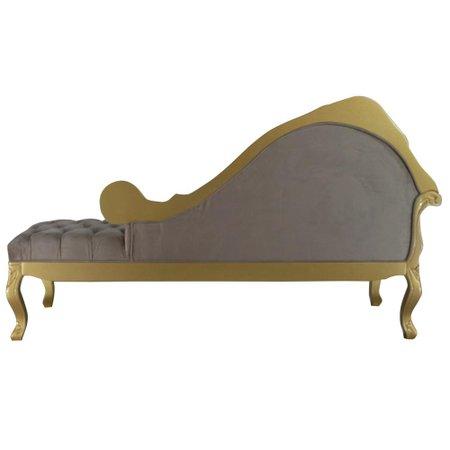Chaise Clássica Entalhada - Wood Prime KL 31389