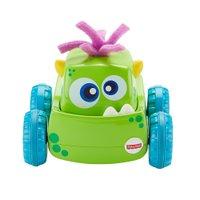 Fisher Price Caminhão do Monstro Verde - Mattel