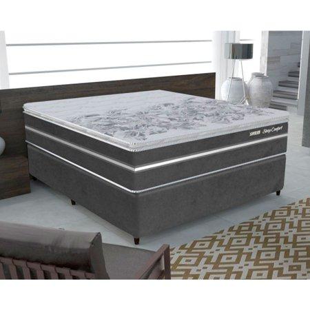 Colchão Gazin Sleep Confort 138x188x32cm