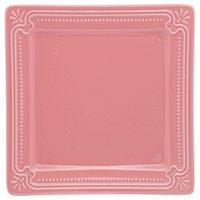 Conjunto de 6 Pratos Rasos 26,5x26,5cm Provence Vintage