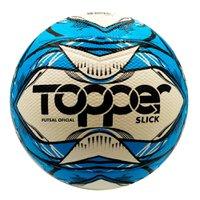 Bola de Futsal Slick Azul 5165 - Topper