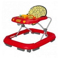 Andador Safari Tutti Baby Vermelho