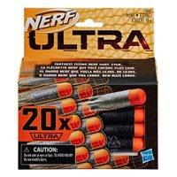 Nerf Refil Dardos Ultra Pack com 20 - Hasbro