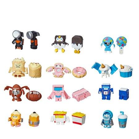 Transformers Botbots Série 1 Tropa Açucarada - Hasbro