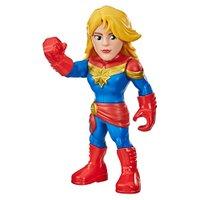 Figura Capitã Marvel Playskool Hero - Hasbro