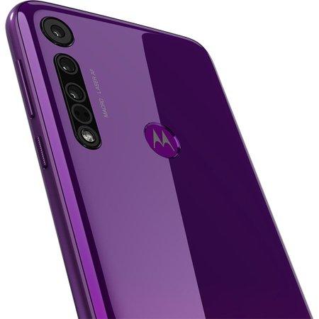 Smartphone Motorola One Macro 64GB Dual Chip Tela 6.2
