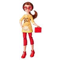 Boneca Princesas Disney Bela Comfy Squad - Hasbro