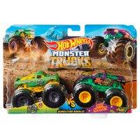Hot Wheels Monster Trucks A51 Patrol x Test Subject -Mattel