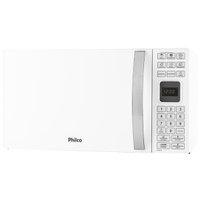 Micro-ondas Philco PMO25B Branco 25 Litros