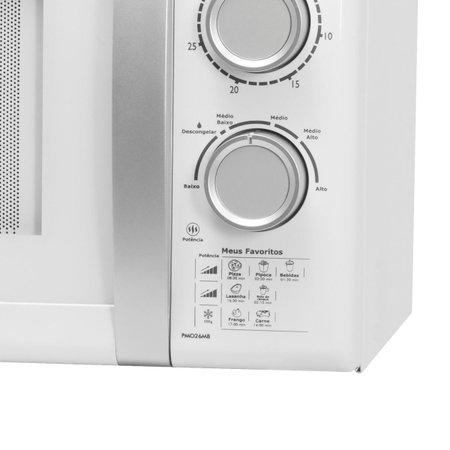 Micro-ondas Philco PMO26MB 26 Litros