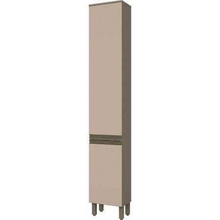 Paneleiro 02 Portas 350mm Connect Henn - Duna/Cristal