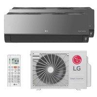 Ar-Condicionado Multi Split Bi Split Inverter LG Art Cool 18000 BTUs (2x9000) Q/F 220V