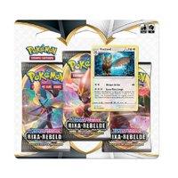 Pokémon Blister Triplo Rixa Rebelde Noctowl - Copag