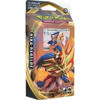 Pokémon Starter Deck Rixa Rebelde Zamazenta - Copag
