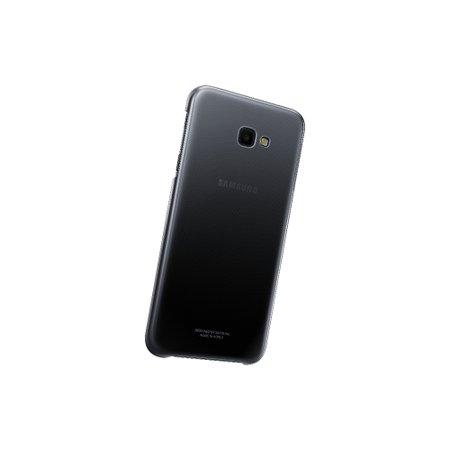 Capa Degradê Samsung Galaxy J4 Plus Preta Original J4+