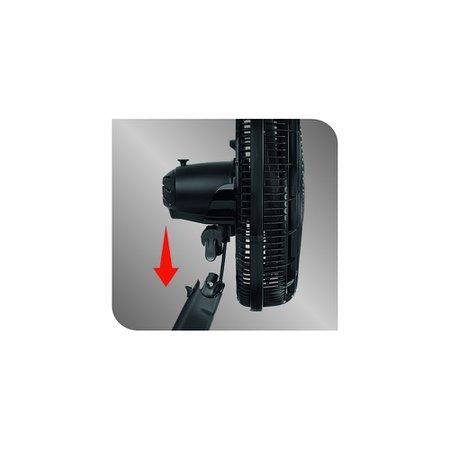 Ventilador Coluna Preto 40cm Ultra Silence Force VU4C Arno 127V VE3330B1-127