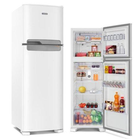 Refrigerador Continental Duplex Frost Free 370L Branco