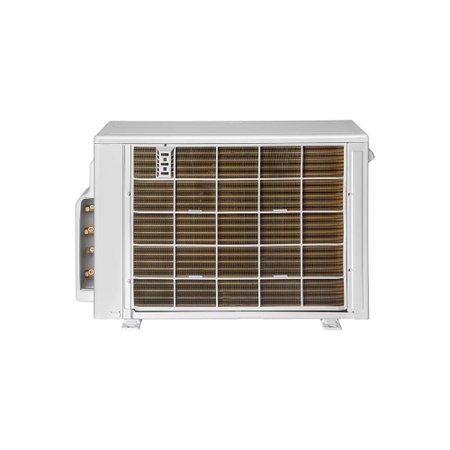Ar-Condicionado Split Cassete Bi Split Inverter 1 Via LG 18000 BTUs (1x9000+1x12000) Q/F 220V