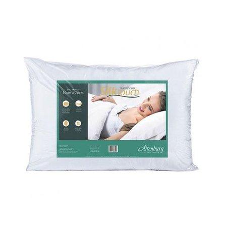 Travesseiro Silk Touch 50X70cm Altenberg - Branco
