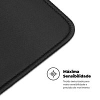 Mousepad Tech Grip (400x450mm) - Gorila Gamer