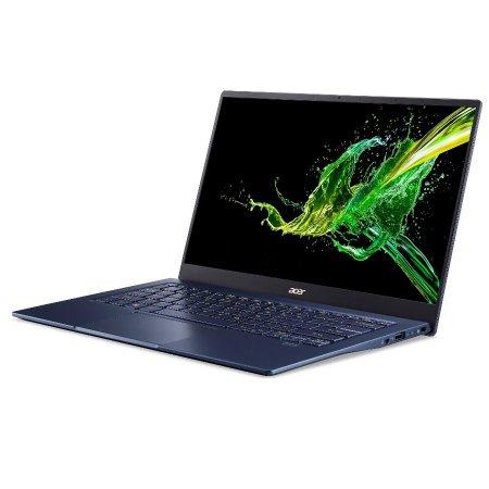 Notebook Acer Swift 5 SF514-54GT-56SL Intel Core I5 8GB 512GB SSD GeForce MX350 14' Windows