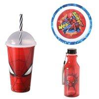 Conjunto Homem Aranha Shake - Oficial Spiderman