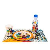 Kit Almoço Mickey original 5  itens - Disney