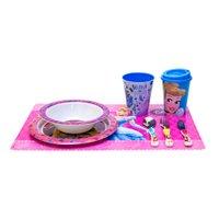 Kit Almoço Princesas original Cinderela - Disney 6 itens