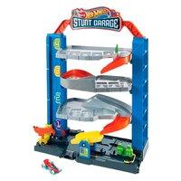 Hot Wheels City Pista Stunt Garagem - Mattel