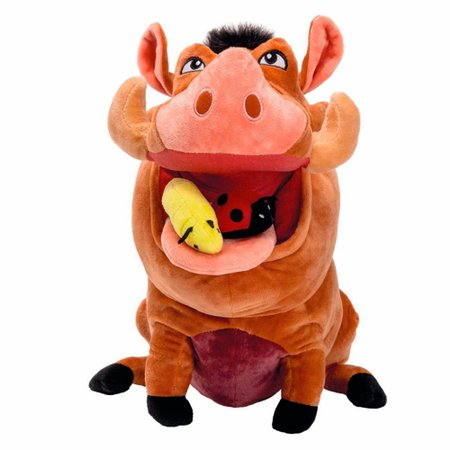 Pelúcia Disney Pumba 35 cm - Fun Divirta-se