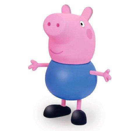 Boneco George Peppa Pig - Elka