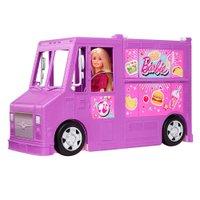 Veículo Food Truck da Barbie - Mattel