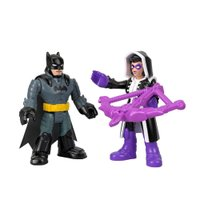 Imaginext DC Super Friends Batman e Huntress - Mattel