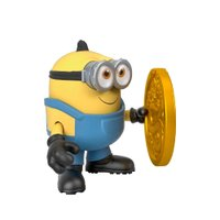 Imaginext Figura Básica Minions Otto com Moeda - Mattel