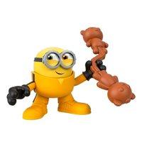 Imaginext Figura Básica Minions Bob com Nunchaku - Mattel