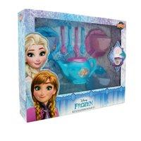 Jogo de Chá Mágico Troca Cor Frozen - Toyng
