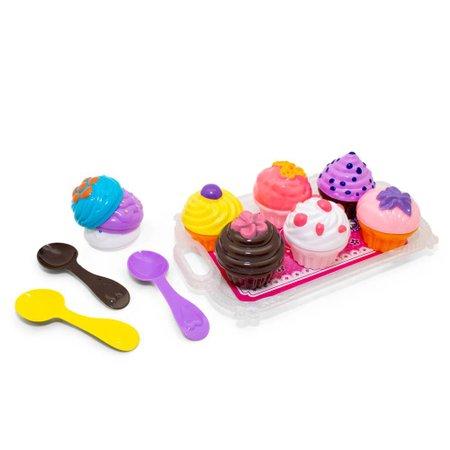 Kit Comidinhas Cupcake Frozen 2 - Toyng