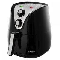 Fritadeira Elétrica Air Fryer Colormaq 1500W 3,4L Preta