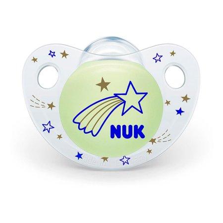Chupeta Nuk Night e Day Estrela boy 6m+ S2 PA7315-2B