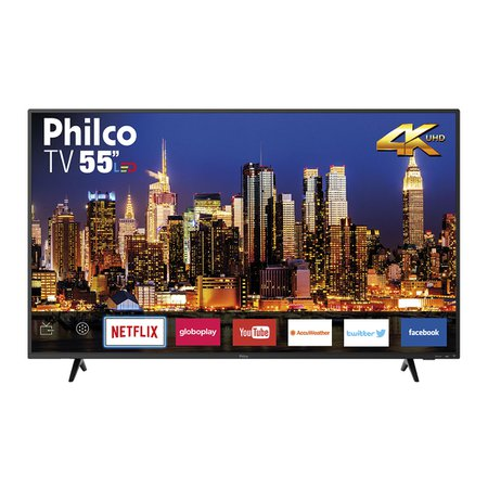 Smart TV Philco LED 4K 55