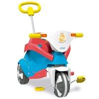Triciclo Happy Blue 3 em 1 - Xalingo