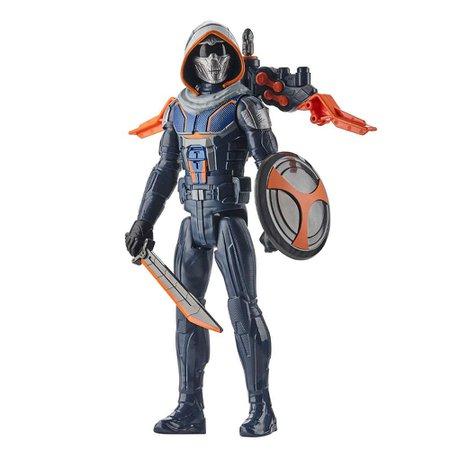 Boneco Taskmaster Acessórios Viúva Negra Titan Hero - Hasbro