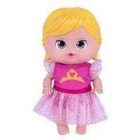 Boneca Lil Cutesies Princesas Disney Rapunzel - Cotiplás