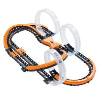 Hot Wheels Pista Wave Racers Triple Skyloop - Fun Divirta-se