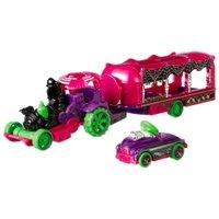 Caminhão Hot Wheels Car-Nival Steamer Halloween - Mattel