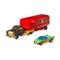 Caminhão Transportador Hot Wheels Cruisin'Illusion - Mattel