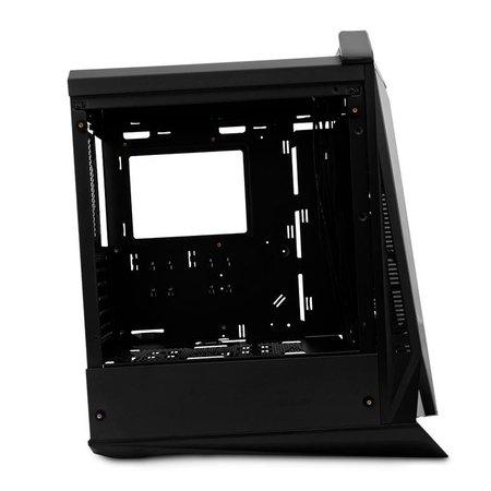 Gabinete Gamer Pichau Seraph E RGB Lateral Vidro Temp, PGSE-0E1-RGB