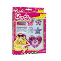 Barbie Miçangas Anel e Pulseira - Fun Divirta-se