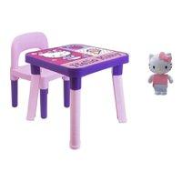 Mesinha Hello Kitty Com Cadeira e Boneca - Monte Líbano